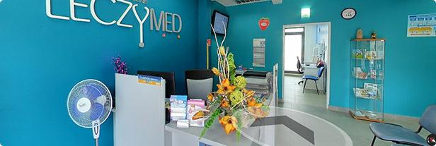 Centrum Medyczne - Ząbki, ul. Krasickiego 14 lok. 2